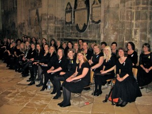 The Innsworth Military Wives' Choir