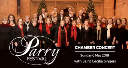 Parry Festival: Chamber Concert with Saint Cecilia Singers